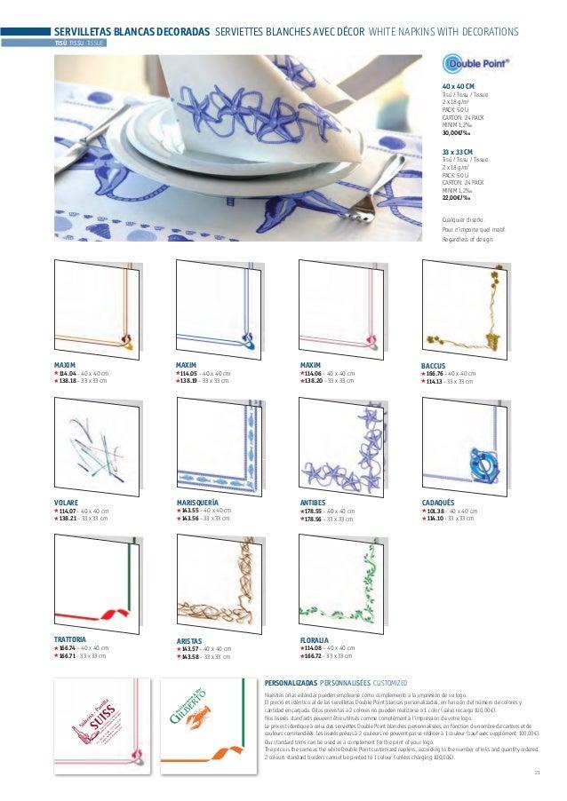 50 Personnalisé De Luxe Serviettes 40x40cm 3ply 3 Lignes De Texte 1 de 24 designs