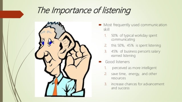 listening vs hearing There are weighty differences between listening and hearing hearing is an automatic response while listening is a voluntary action hearing has little to.