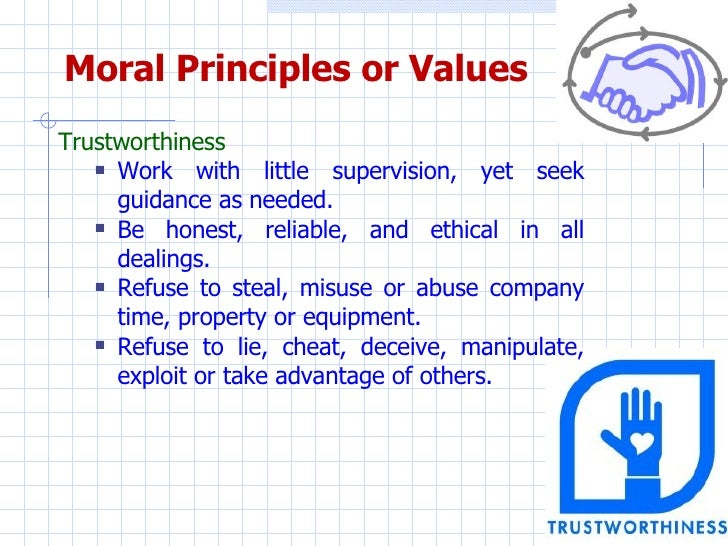 speech on moral values in student life