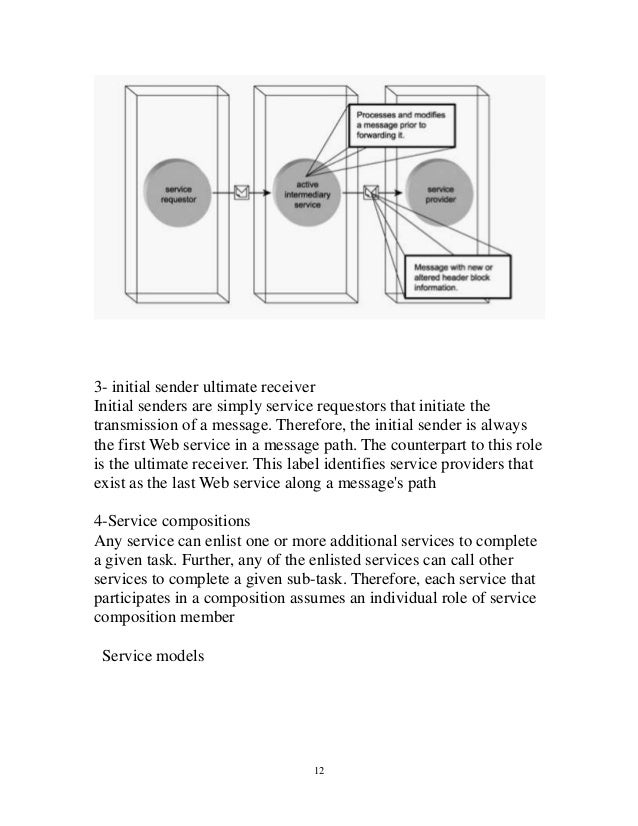 Service-oriented architecture concepts technology and design