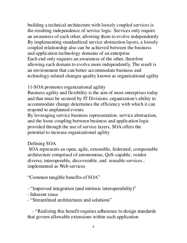 Fantastic Soa Architect Resume Gallery - Example Resume and Template ...