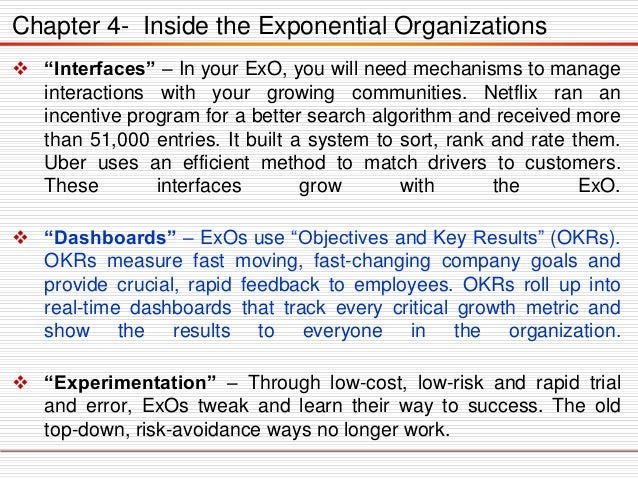 summary-of-the-book-exponential-organiza