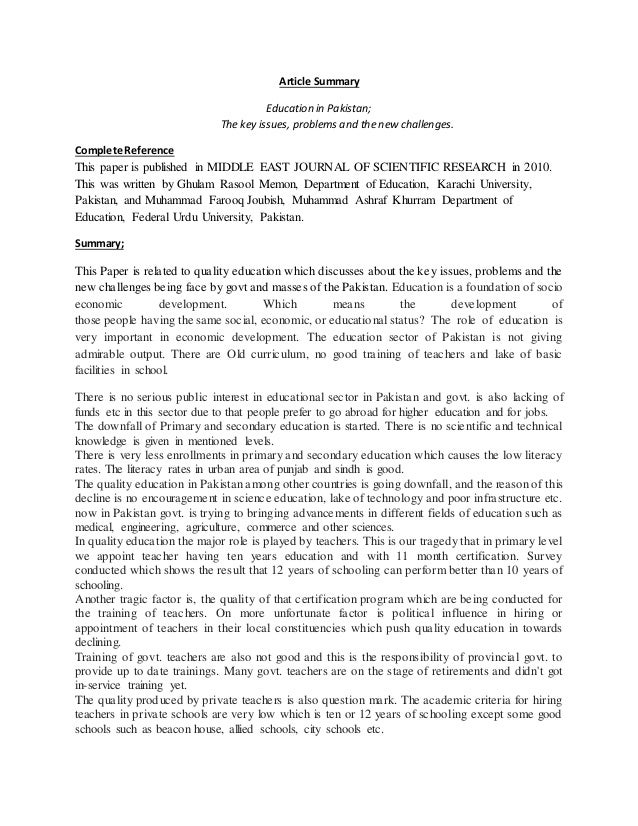 Research paper for mechanical engineering with abstract