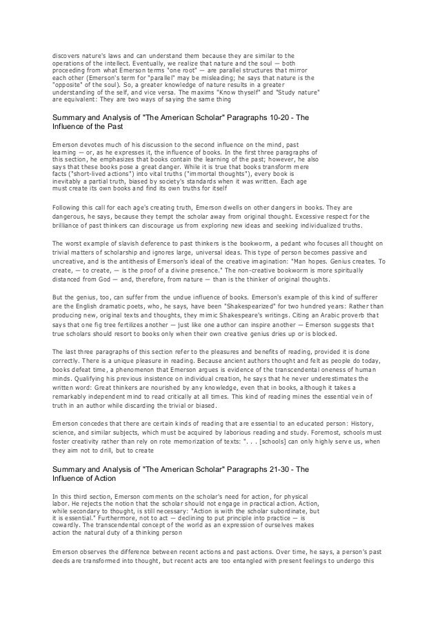 Recent Forum Posts on Essays: First Series