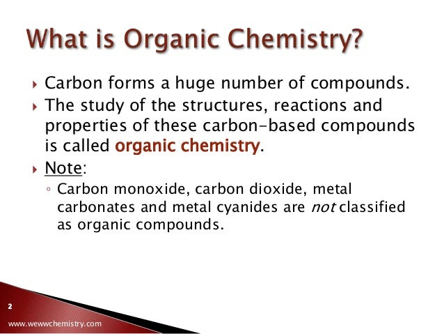 WHAT IS ORGANIC CHEMISTRY PDF DOWNLOAD