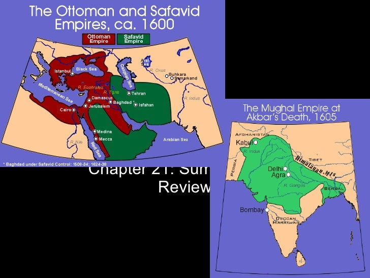 The Muslim Empires Chapter 21: Summary and Review