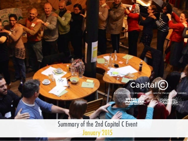 Summary of the 2nd Capital C Event January 2015