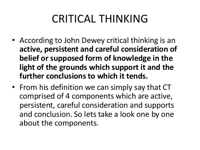 An Introduction to Critical Thinking reflectivepracticediagram