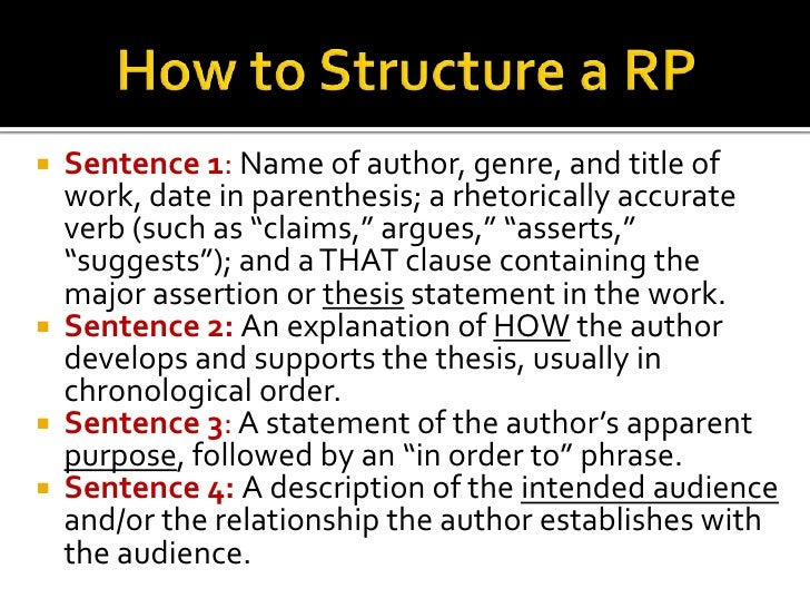 Br 7 How To Structure