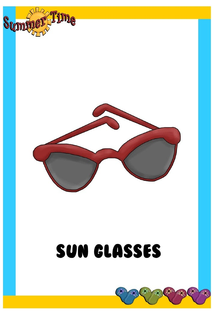 Flashcard Glasses