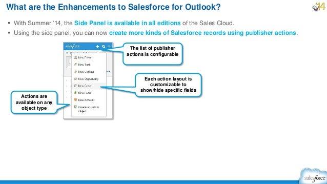 Salesforce Summer '14 release overview