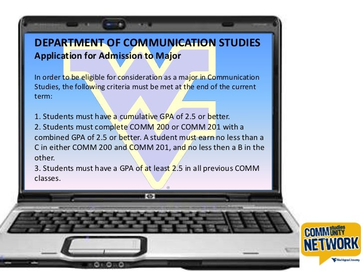 comm studies View comm studies university of montana's profile on linkedin, the world's largest professional community comm studies has 1 job listed on their profile see the.
