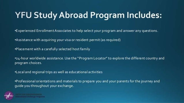 Summer Abroad Programs for High School Students