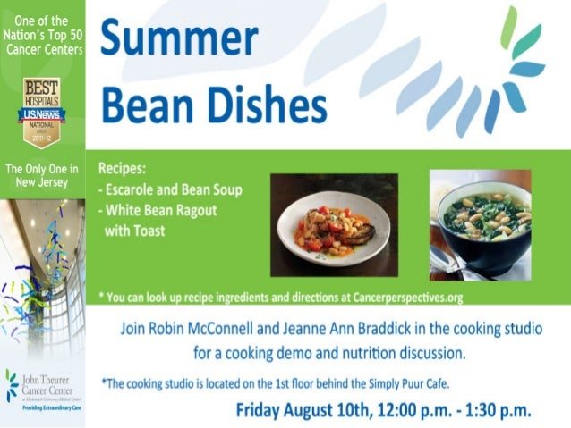 Fun Food Friday: Summer Beans