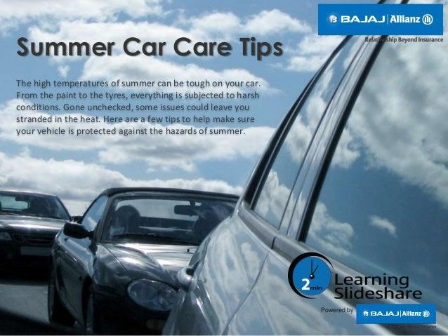 summer car care tips. Black Bedroom Furniture Sets. Home Design Ideas