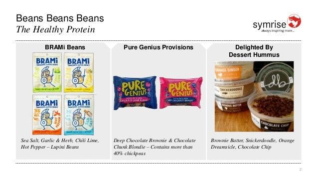 Beans Beans Beans 2 The Healthy Protein BRAMi Beans Sea Salt, Garlic & Herb, Chili Lime, Hot Pepper – Lupini Beans Pure Ge...