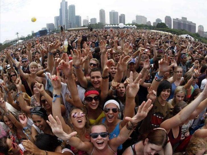 Summer Festivals Slide 1