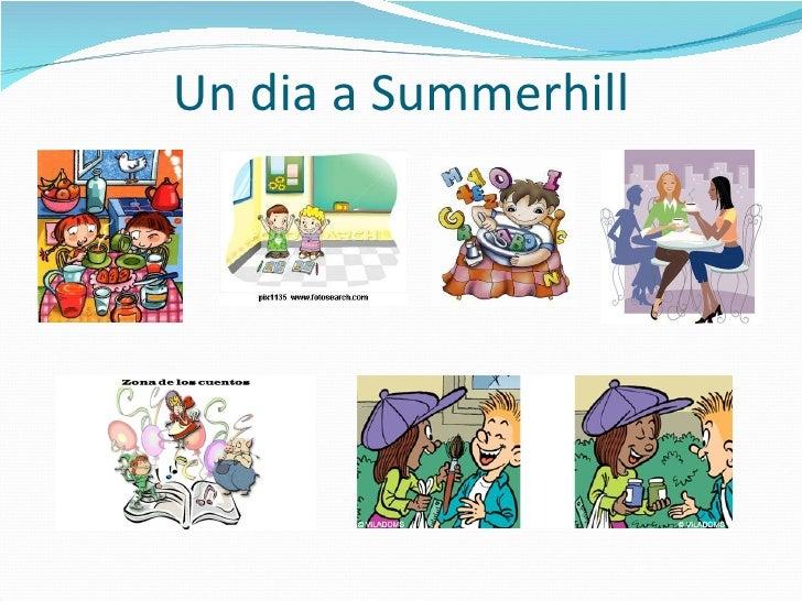 Un dia a Summerhill