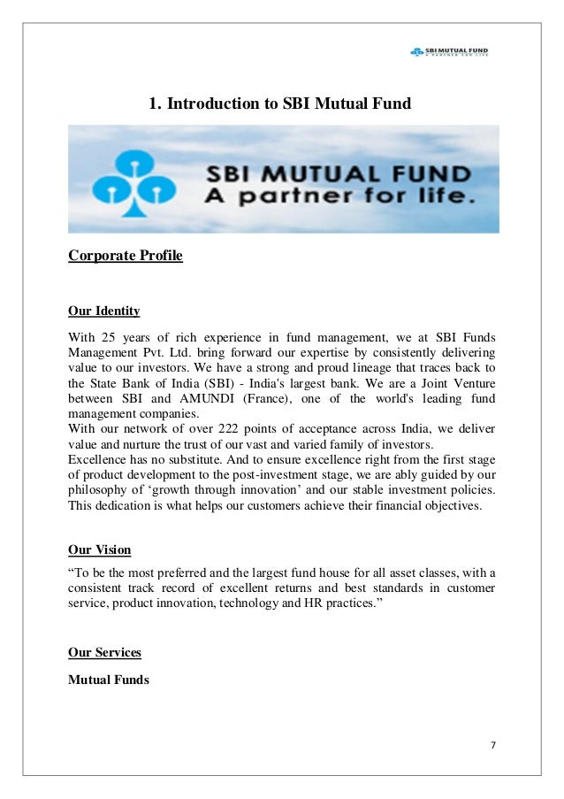 """project topic on mutual fund Project report synopsis on mutual fund uploaded by yudhishthir1988 related interests investing bonds (finance)  """"a study on comparative analysis of mutual fund and other investment options""""  bangalore and doing a project on the topic """"a study on comparative analysis of mutual fund and other investment options"""" this project is."""