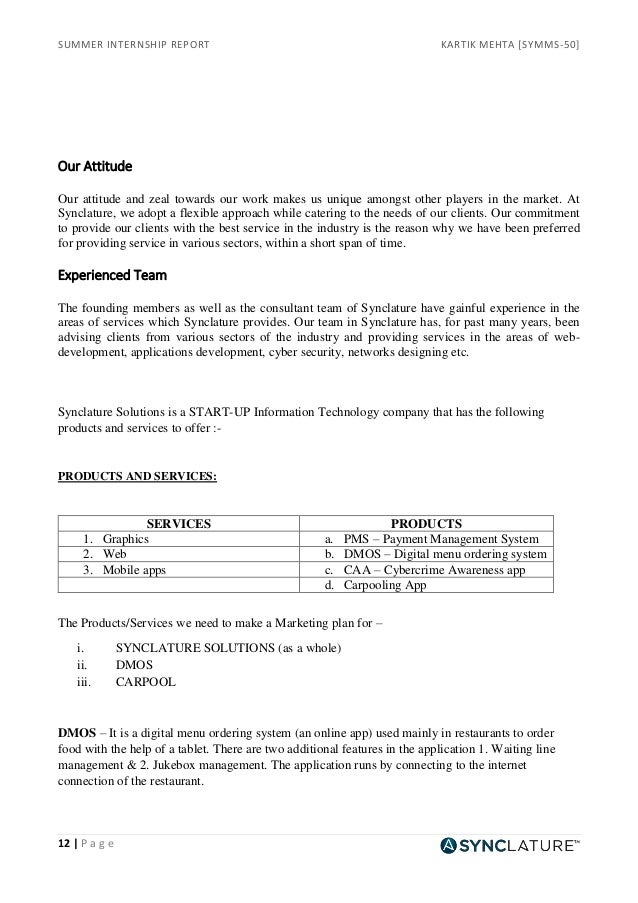 9 General Intern Description Sles Sle Templates ~ General Intern Job ...