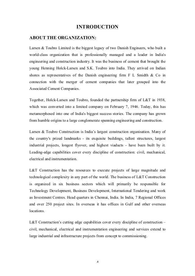 Industrial internship report