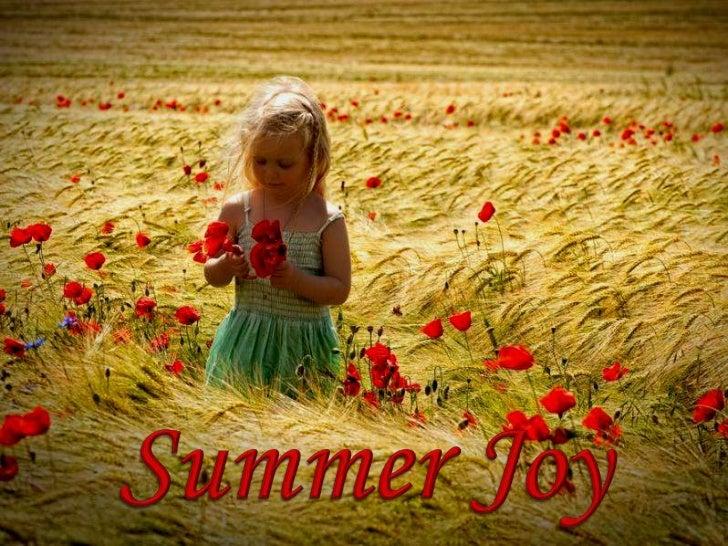 Summer Joy<br />