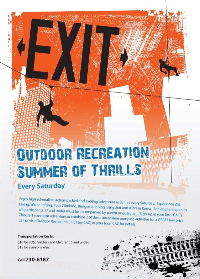 Summer of Thrills