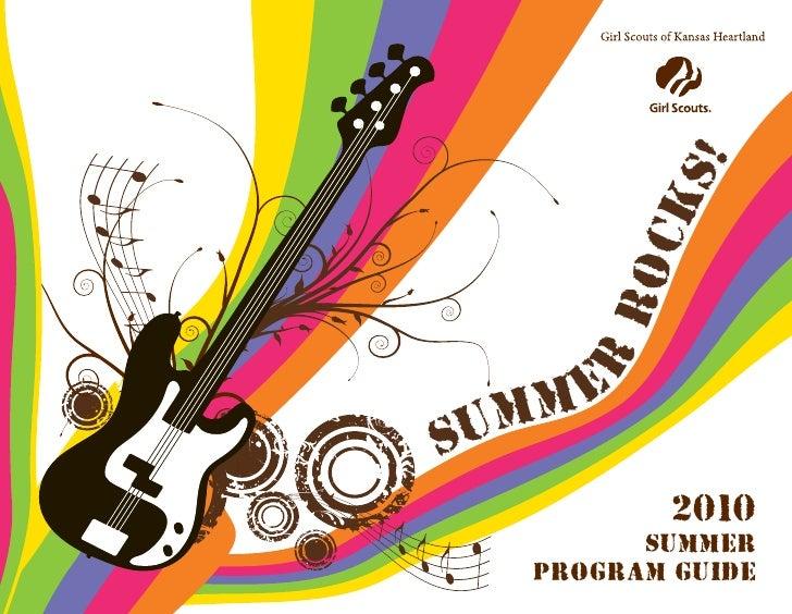 S!           CK         RO        R       M E  UM S             2010         Summer   Program Guide