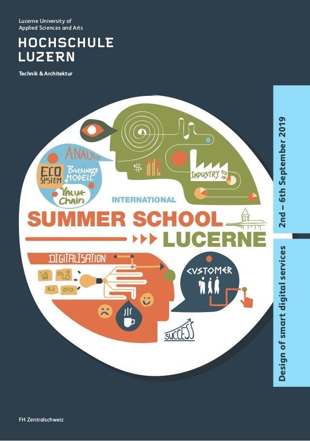 Smart Digital Summer School