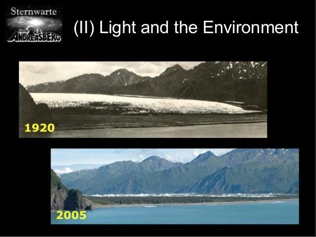 Light Pollution and LED Lighting Slide 3