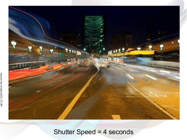 Layoutbyorngjce223,CC-BY Shutter Speed = 4 seconds