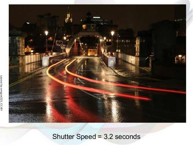 Layoutbyorngjce223,CC-BY Shutter Speed = 3.2 seconds