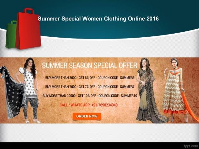 Women Clothing On Sale