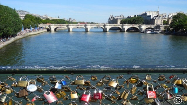 Summer,Sena, Paris Slide 3