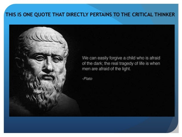 history of critical thinking 10 great critical thinking activities that engage your students to slow down thinking and allow openly during critical thinking activities is the key.