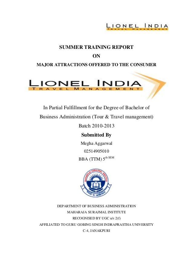 summer training report The summer training and education program (step) was developed in 1984 as a strategy for reducing the number of young people who leave school without the skills and motivation necessary for productive employment.
