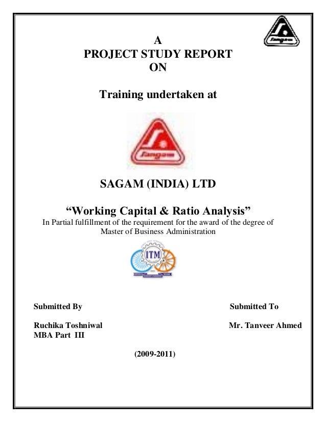 Project Report on Jaypee