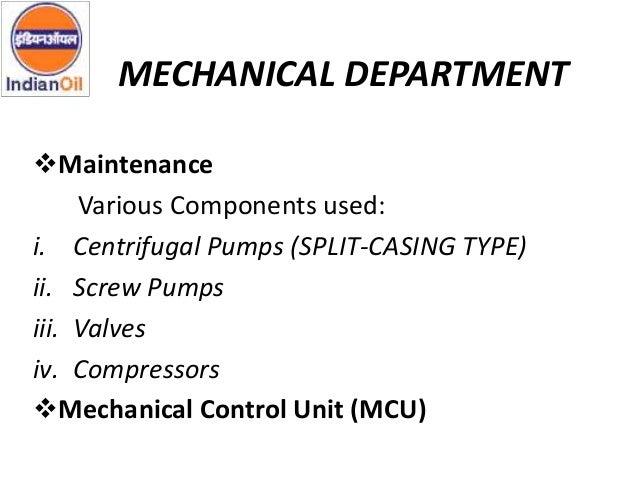 Mechanical Engineering Project Seminar ppt presentation