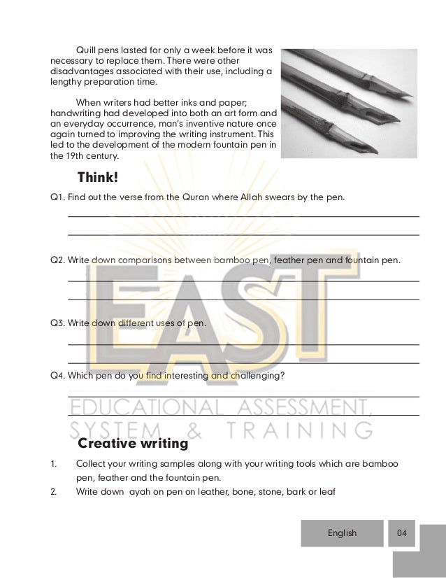 rd Grade Thoughts  freebie More Learning Journey Education Centre