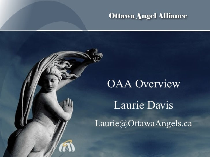 OAA Overview Laurie Davis [email_address]