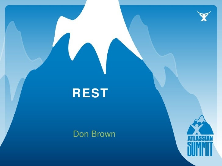 Don Brown REST