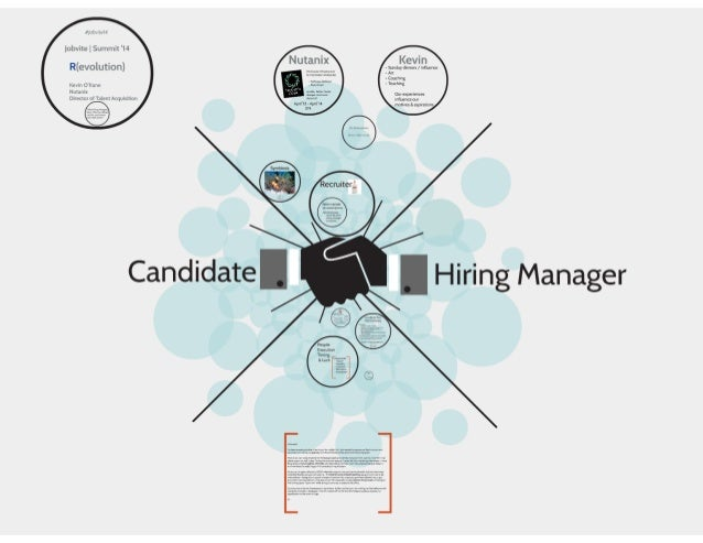 Summit14 T2.4: What HiringMgrs Want_CandidatesLook4 -Nutanix