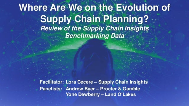 Where Are We on the Evolution of Supply Chain Planning?