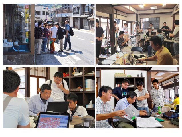 code for japan summit 2015 肥前名護屋城での取り組み・アイディアソン