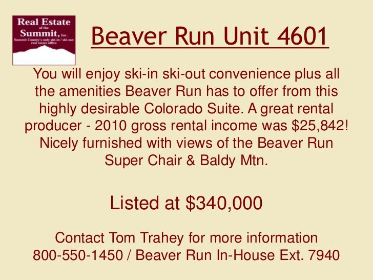 Beaver Run Unit 4601<br />You will enjoy ski-in ski-out convenience plus all the amenities Beaver Run has to offer from th...