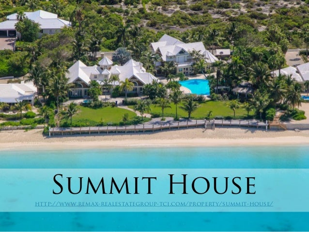 Summit House Luxury Estate For Sale In Turks And Caicos