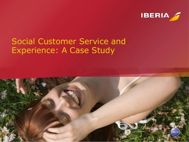 Social Customer Service and Experience: A Case Study