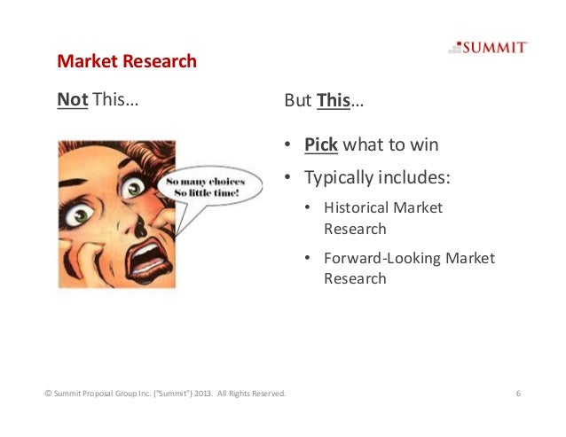 you are conducting a market research project for fun inc What exactly are the costs and benefits of market research  average duration of a market research project ranges from about 2 to 8 weeks  conducting market .