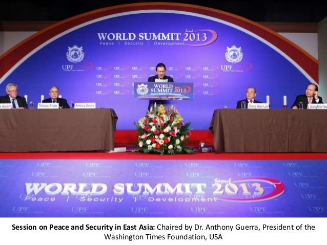 Critical Issues in East AsiaThis session featured speakers who addressed the critical issues facing EastAsia and especiall...