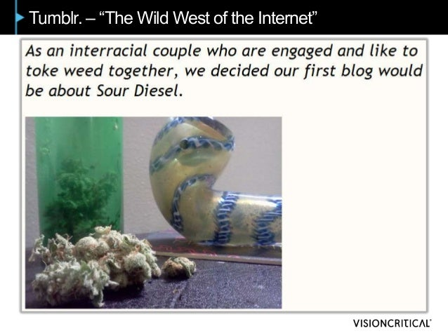 """Tumblr. – """"The Wild West of the Internet"""""""